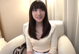 「中に出して…」雪のように真っ白い肌した文京区の若奥様に生中出し!