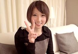 【素人】ハメ撮りで号泣してしまった本田翼級のショート美少女・茜(20)