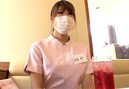 【素人】昼休みに口説いて白衣脱がすと国宝級のHcupしてた美人歯科助手