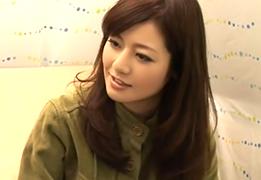 【素人】成城でナンパした見るからにセレブな美人奥様に無許可中出し!