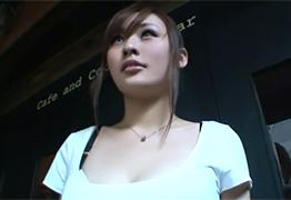 【依頼ナンパ】今回のターゲットはハニカミ笑顔が素敵な居酒屋バイトちゃん!