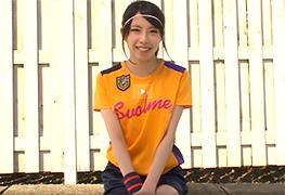 【女子サッカー】ユニフォームを脱いだ美少女すぎる元全日本強化選手!