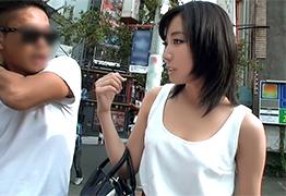 【素人】清楚に見えて底なしの性欲を持っていた横浜の美人OL(20)