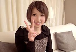 【素人】このルックスで腰使いも凄い本田翼級のショート女子大生(19)