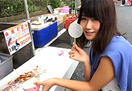 埼玉の奥地で出会った18才のパイパン専門学生と地元の海岸で青姦!