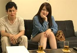 【素人】初対面の素人男女に二人っきりでAV鑑賞させたらどうなるか?