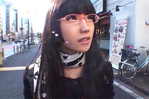 【素人】明治通りでナンパした高学歴女子大生をオモチャで潮吹かせて中出し!