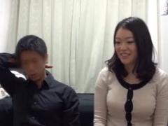 【盗撮】一日限りの関係で浮気現場を盗撮された巨乳妻