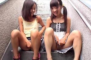 「友達で生えてる子いるよ」葛飾のロリコンが撮影した青姦映像が危険すぎる 加賀美シュナ