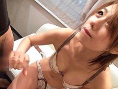 【素人】美乳でモデル並みのスタイルの激エロ女子大生!