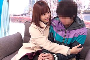 「私とHしませんか?」美少女アイドルがDVDショップでファンを逆ナン!