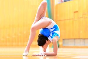 【新体操】高校で全国1位獲ったオリンピック強化指定選手がAVデビュー!