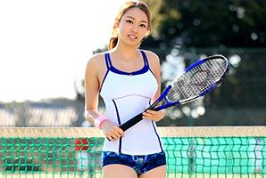 テニス美少女
