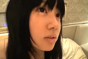 【個人撮影】整っていない毛が生々しくて興奮する素人女子大生のラブホハメ撮り