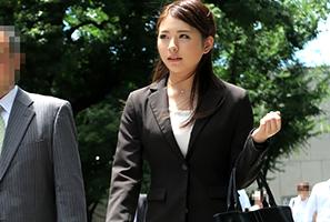 【素人】デキる女は、エッチも優秀。銀座でバリバリ働く大手企業の社長秘書