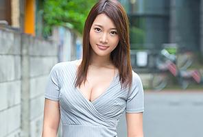 【高身長&Fカップ美巨乳】スーパーモデル級に成長した元子役タレントが素人宅へ!